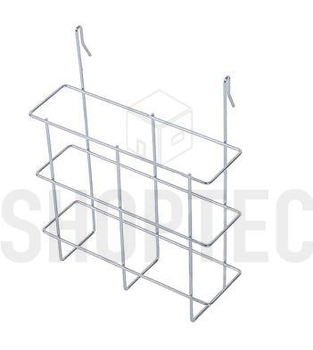 Drahtanhängekorb A4 für Kundenstopper