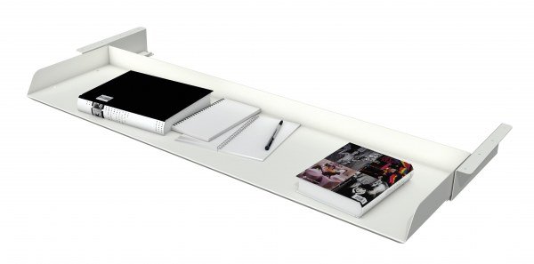 Ablagefach ausziehbar für Schreibtische ab 160 cm breite