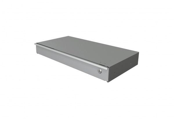 Abschliessbare Schublade für Schreibtische